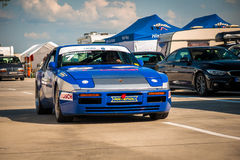 Porsche 944 Turbo Cup race car Stock Image