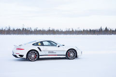 PORSCHE 911 TURBO Stock Images