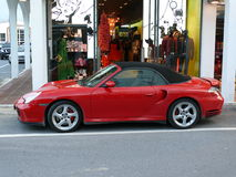 Porsche 911 Turbo Royalty Free Stock Image