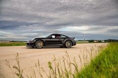 2015 Porsche 911 Turbo S Obraz Stock