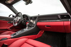 2015 Porsche 911 Turbo S Obrazy Royalty Free