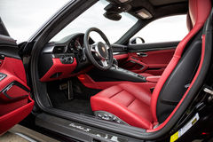 2015 Porsche 911 Turbo S Obrazy Stock