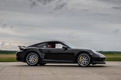 2015 Porsche 911 Turbo S Zdjęcie Royalty Free