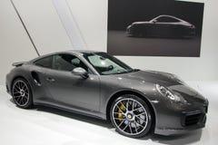 Porsche 911 Turbo S Zdjęcie Stock