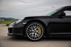 2015 Porsche 911 Turbo S Royalty Free Stock Photography