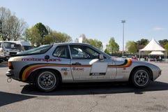 Porsche 924 turboladdare Royaltyfri Fotografi