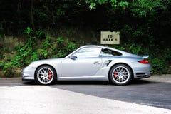 Porsche 911 turboladdare Royaltyfri Fotografi