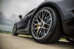Porsche 911 turboladdare 2015 S Royaltyfri Fotografi