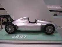 Porsche typ 360 Cisitalia w Porsche muzeum Zdjęcie Stock