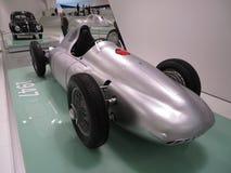 Porsche Type 360 Cisitalia. Front view. Porsche Museum. Royalty Free Stock Image