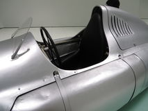 Porsche-Type 360 Cisitalia Zijaanzicht van de cabine Royalty-vrije Stock Foto's