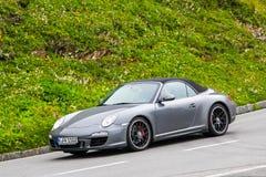 Porsche 991 911 Stock Image
