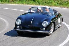 Porsche-Vernasca Zilveren Vlag 2011 Royalty-vrije Stock Foto