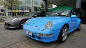 Porsche 911 Royalty Free Stock Photography