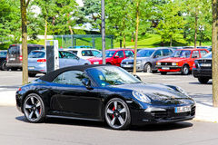 Porsche 911 (991) Stock Photography