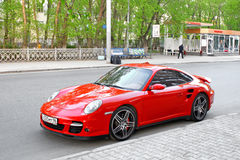 Porsche 911 Royalty Free Stock Image