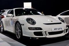 Porshe 911 GT3 - le luxe folâtre le coupé Photos libres de droits