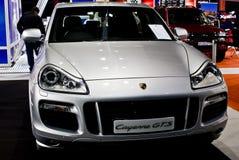 Porshe Cayennepeper GTS - Luxe SUV Stock Foto
