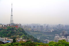 porslin chongqing Arkivbilder