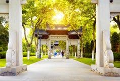 porslin hangzhou royaltyfri foto
