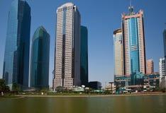 porslin shanghai arkivbilder