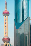 porslin shanghai Arkivbild