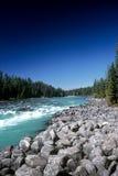 porslinkanasflod Arkivfoton