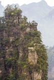 porslinliggande som bedövar zhangjiajie Royaltyfria Foton
