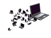 Portáteis Imagem de Stock