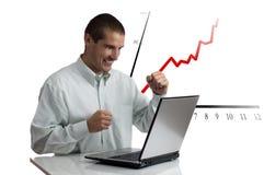 Portátil fotografia de stock royalty free