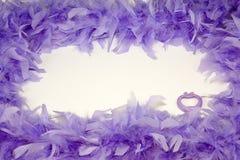 Portée des clavettes avec un coeur vers l'intérieur Image libre de droits