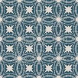 Portée la géométrie antique sans couture de croix du fond 181_round Images stock