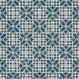 Portée la géométrie antique sans couture de croix du fond 143_square Images libres de droits