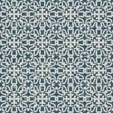 Portée ligne antique sans couture de kaléidoscope de courbe du fond 017_round Photos libres de droits