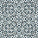 Portée ligne antique sans couture fleur de croix du fond 174_round Photographie stock