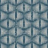 Portée ligne antique sans couture la géométrie du fond 148_curve Image stock