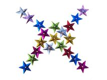 Portée pour les étoiles Photo stock
