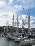 Port à Lagos Portugal image stock