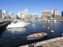 Port à Punta del Este, Uruguay, Amérique du Sud Photos libres de droits