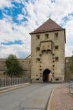 Port średniowieczny miasteczko w Włochy fotografia royalty free