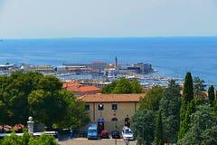 port Zdjęcie Stock