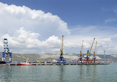 Port Stock Image