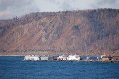 port Arkivfoton