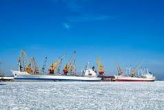 port Zdjęcie Royalty Free