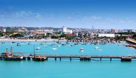 Port 2 d'Ilheus photo stock