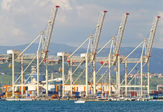 Port Royalty Free Stock Image