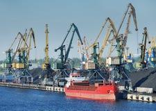 Port. Stock Photos