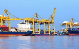 Port Royalty Free Stock Photography