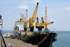 Port Fotografia Stock