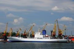 Port Obraz Stock